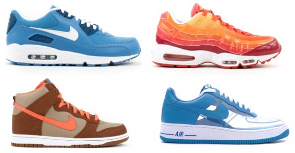 "Nike ""Fantastic Four"" Collection"