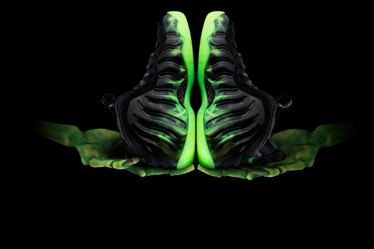 ParaNorman - Nike Air Foamposite One