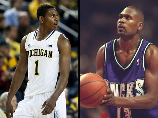 Robinson padre e hijo en Padres que dejaron herencia en la NBA.