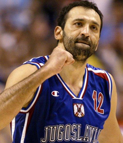 Vlade Divac Los Mejores Europeos en la Historia de la NBA