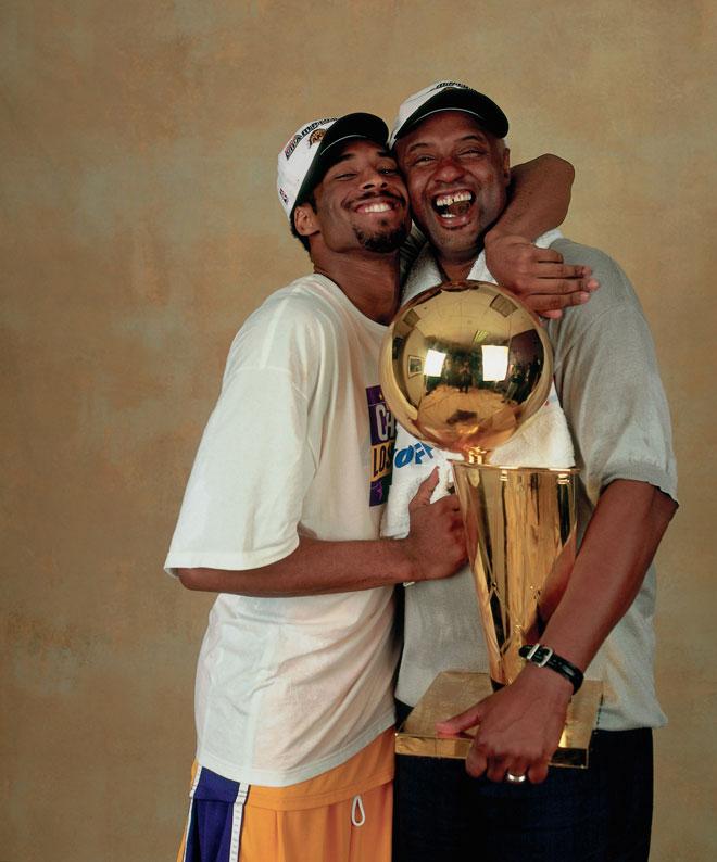 joe bryant  en Padres que dejaron herencia en la NBA.