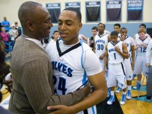 padre e hijo en Padres que dejaron herencia en la NBA.