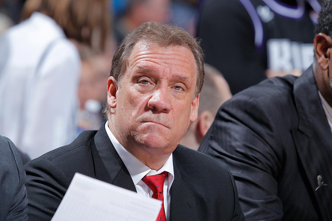 Los Timberwolves no contarán con Flip Saunders