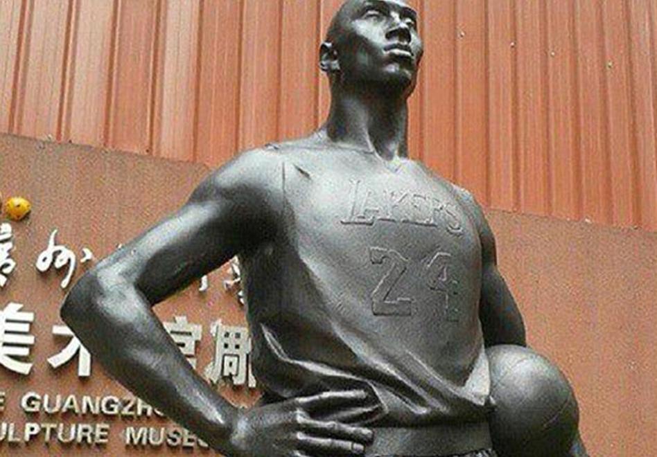 Las Estatuas de la NBA