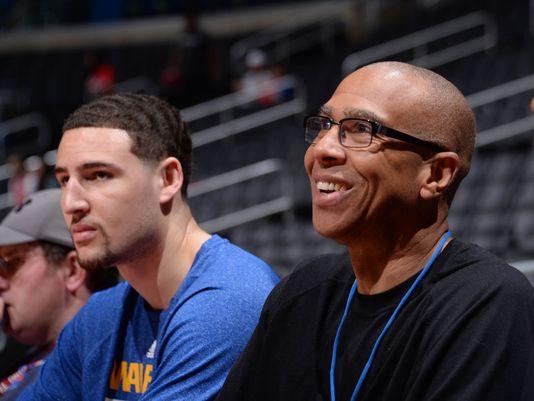 thompson padre e hijo en Padres que dejaron herencia en la NBA.