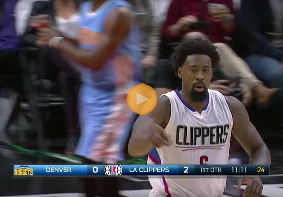 Clippers y Nuggets ponen en marcha la pretemporada