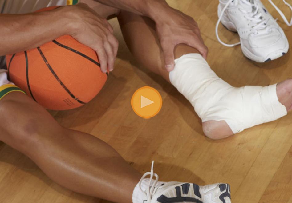Tips para prevenir lesiones en el basquetbol.