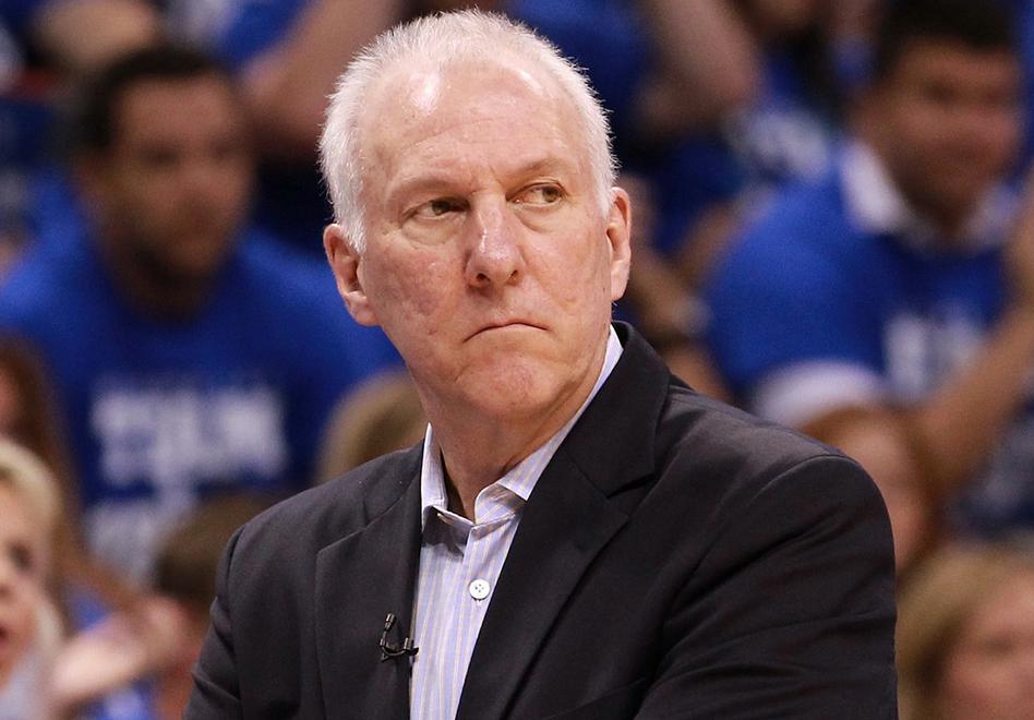 Gregg Popovich el nuevo coach de USA basketball