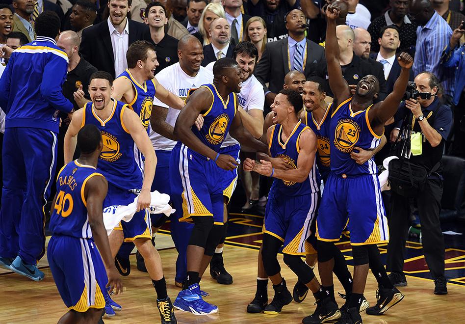 los Campeones actuales de la NBA quieren más victorias