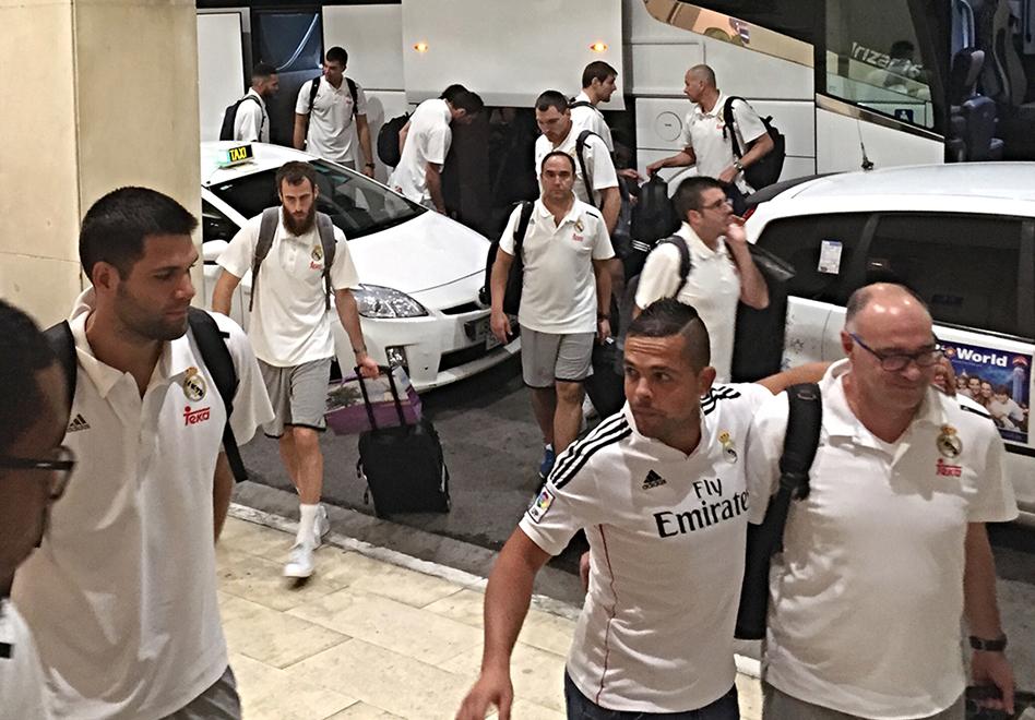 Nuevo reto, el Madrid por la Supercopa Endesa