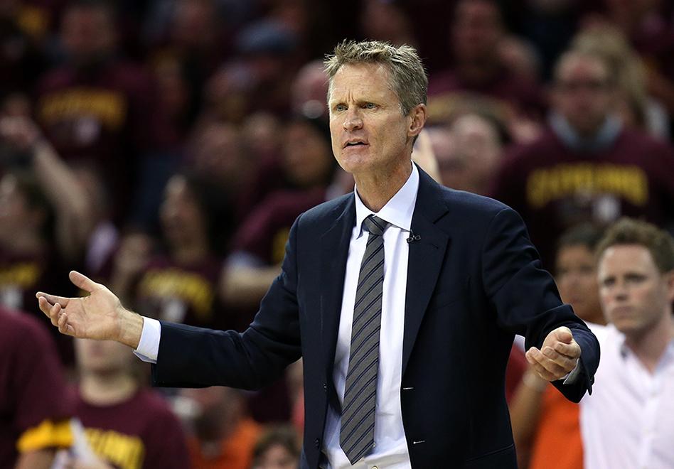 Steve Kerr no estará con los Warriors
