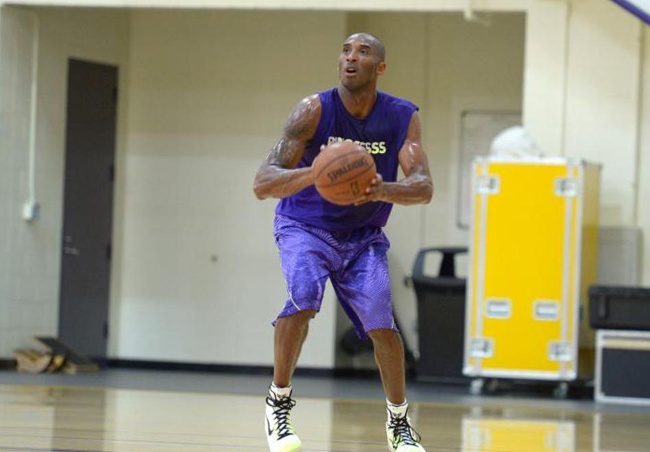 Un día de training con Kobe Bryant por Viva Basquet
