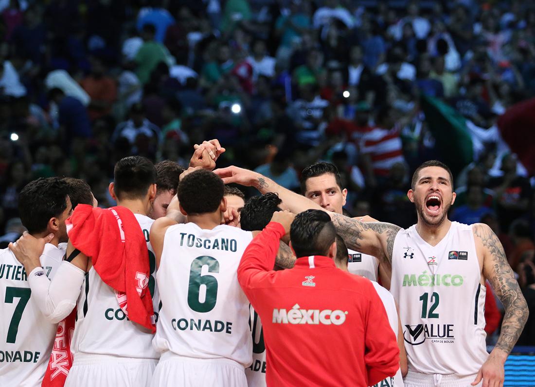 FIBA suspende a México por Viva Basquet