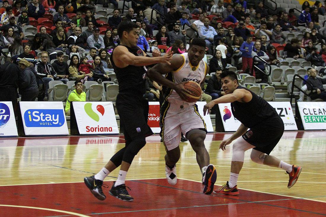 Domingo con actividad en la Liga Nacional de Baloncesto Profesional