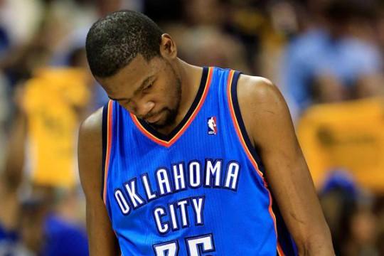 Vuelven las lesiones para Kevin Durant por Viva Basqueten Sacramento por Viva Basquet