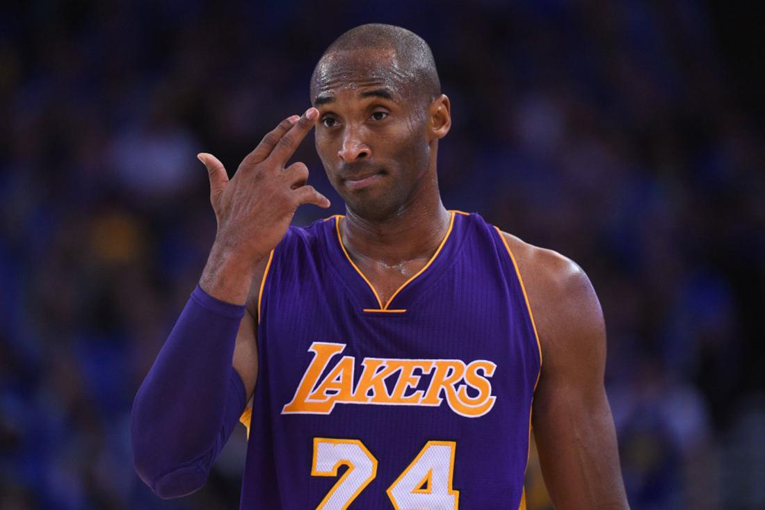 Kobe Bryant vivió una de las peores noches de su carrera al encestar apenas cuatro puntos