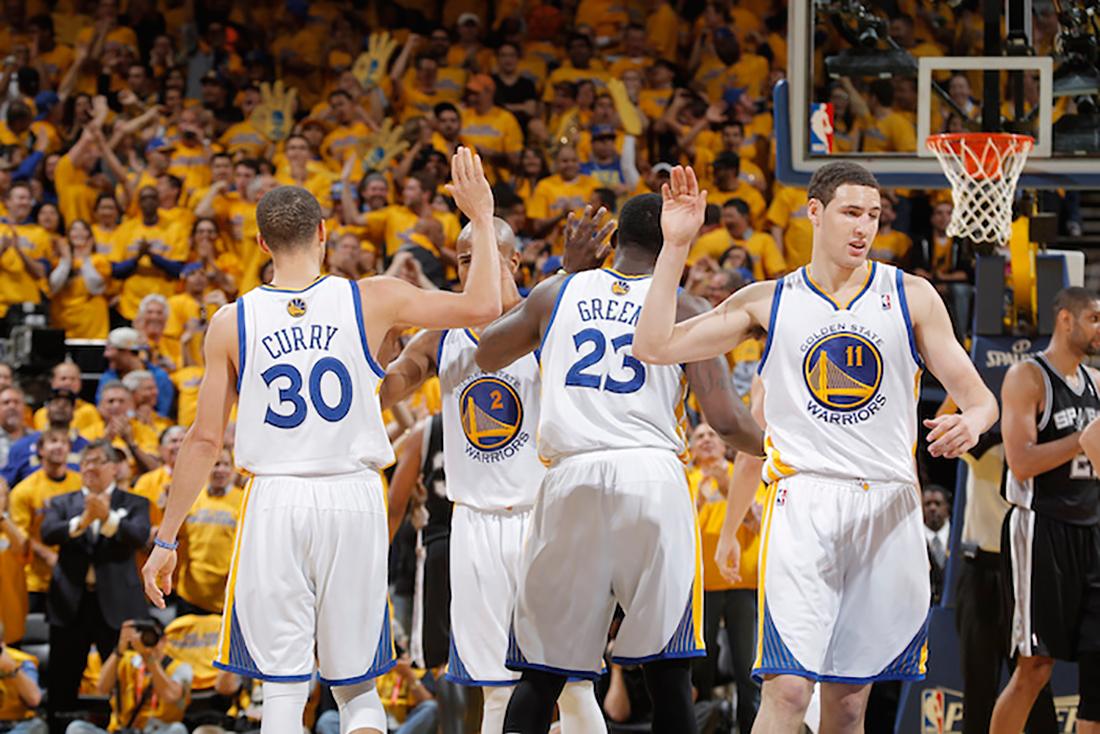 ¿Quién frena a los Warriors? llevan 16 juegos invictos en inicio de temporada