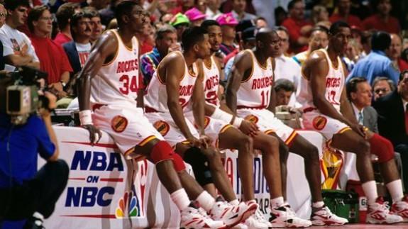 rockets una de Los mejores inicios de temporada en la historia de la NBA