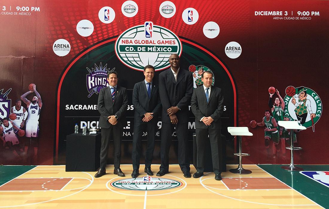 NBA México en cuenta regresiva por Viva Basquet
