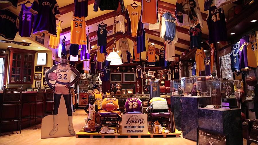 Todos los premios de los Lakers a travez de la historia por viva basquet