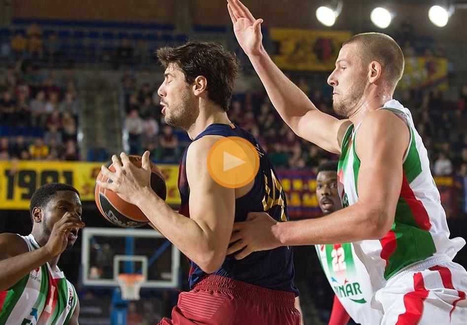 Un Barcelona de récord en la Euroleague por Viva Basquet