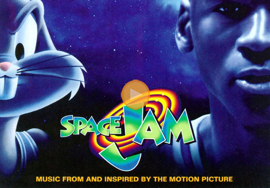 soundtrack de space jam por viva basquet
