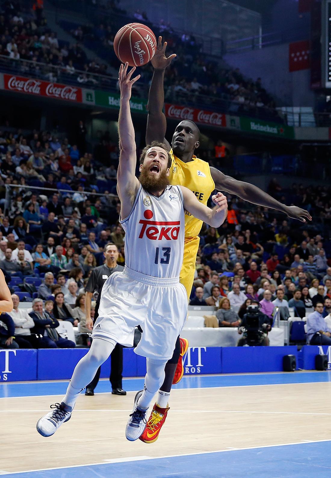 El Real Madrid también luce en la Liga Endesa por Viva Basquet