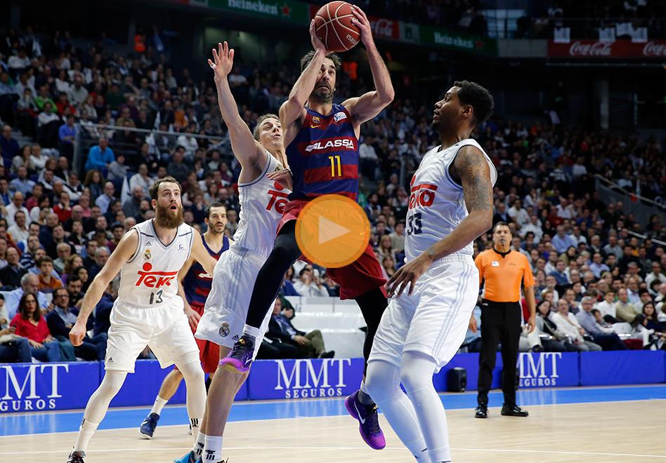 El clásico en la Liga Endesa es para el Barcelona por Viva Basquet
