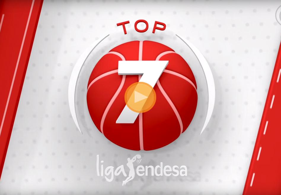Las mejores de la jornada en la Liga Endesa por Viva Basquet