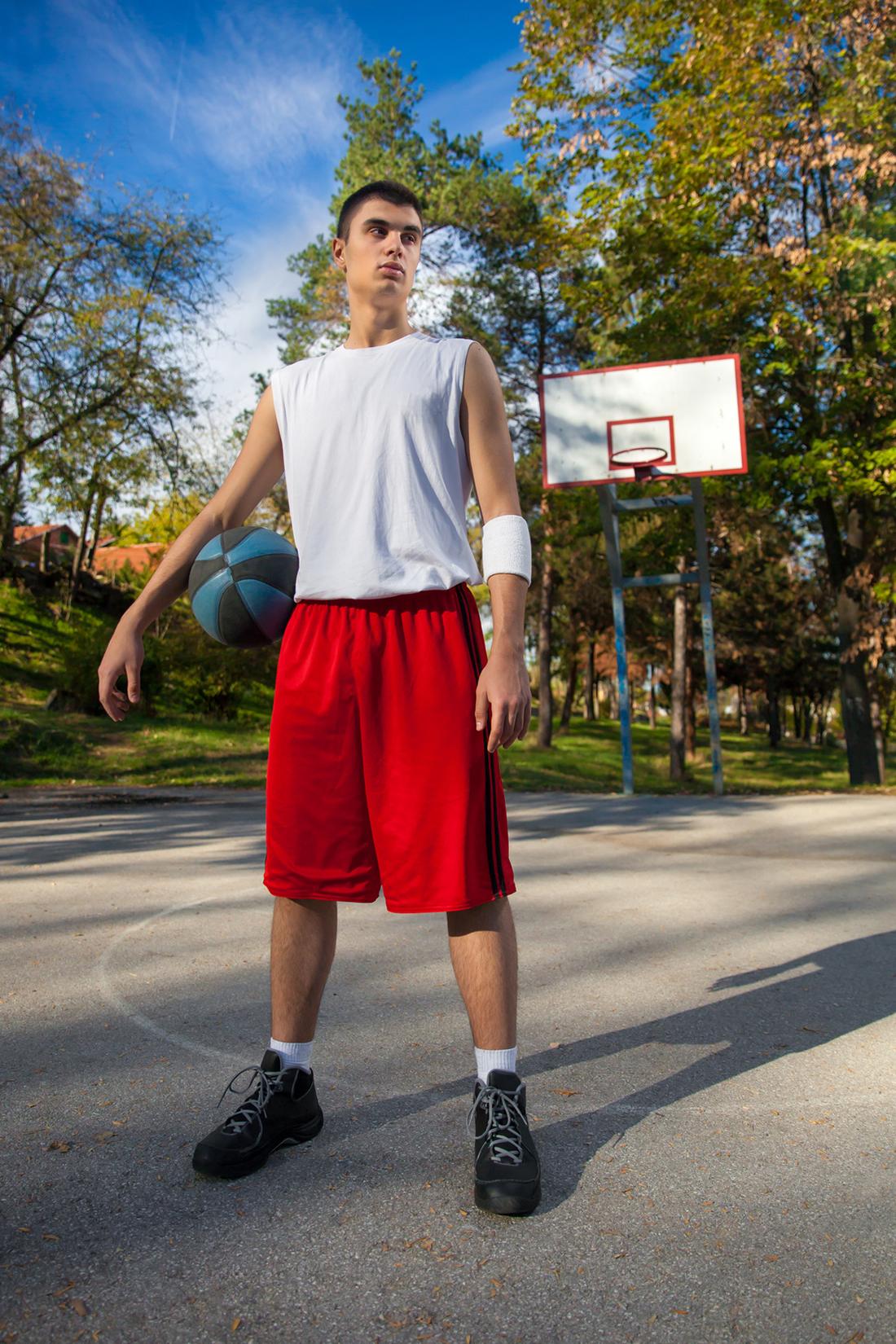 ¿Qué ropa es la indicada para un entrenamiento de basquetbol?