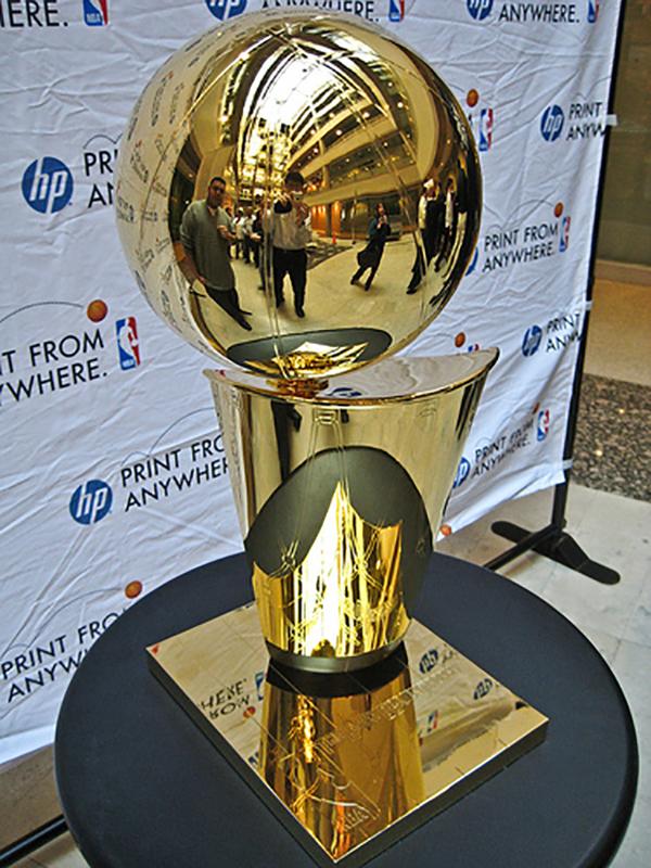 Todos los Premios y trofeos de la NBA