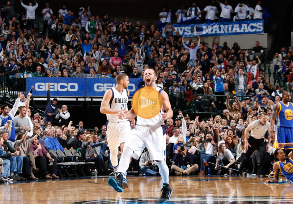 Sin Stephen Curry los Warriors no pudieron con los Mavs