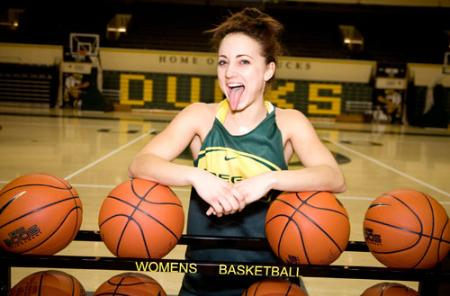 Taylor Lilley, una de las mas guapas de la WNBA