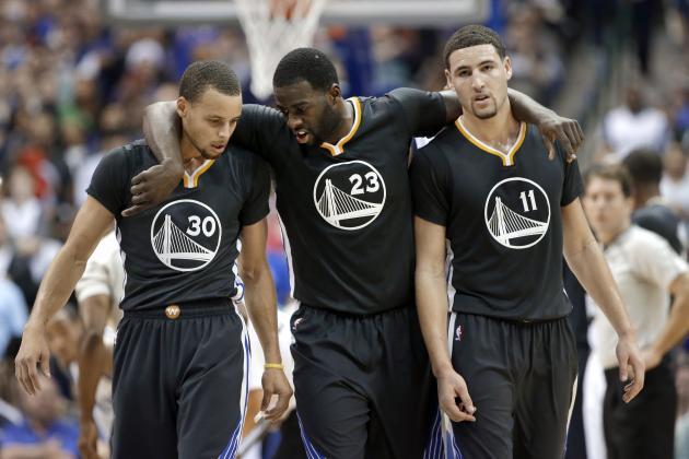 Los Warriors continuan tras los récords de los Bulls