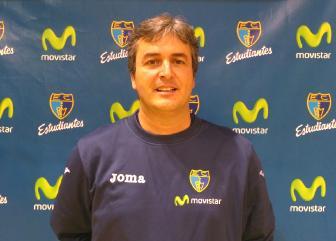 Sergio Valdeolmillos alista debut con Estudiante en la Liga Endesa