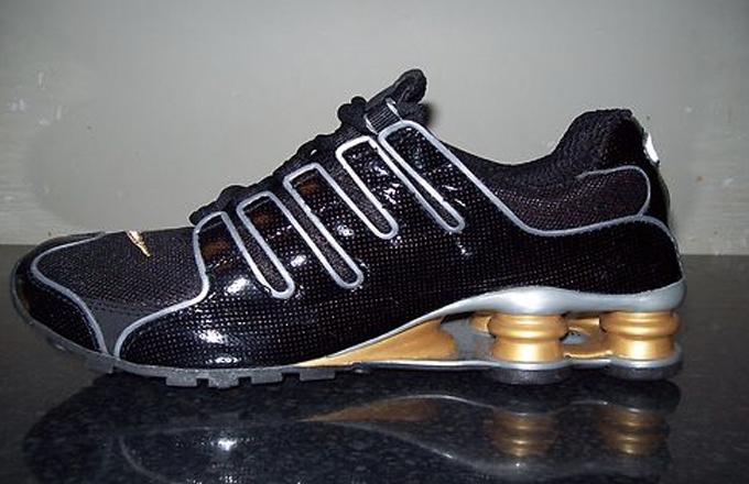 Los primeros sneakers que quiso tener curry fueron los Nike Shox