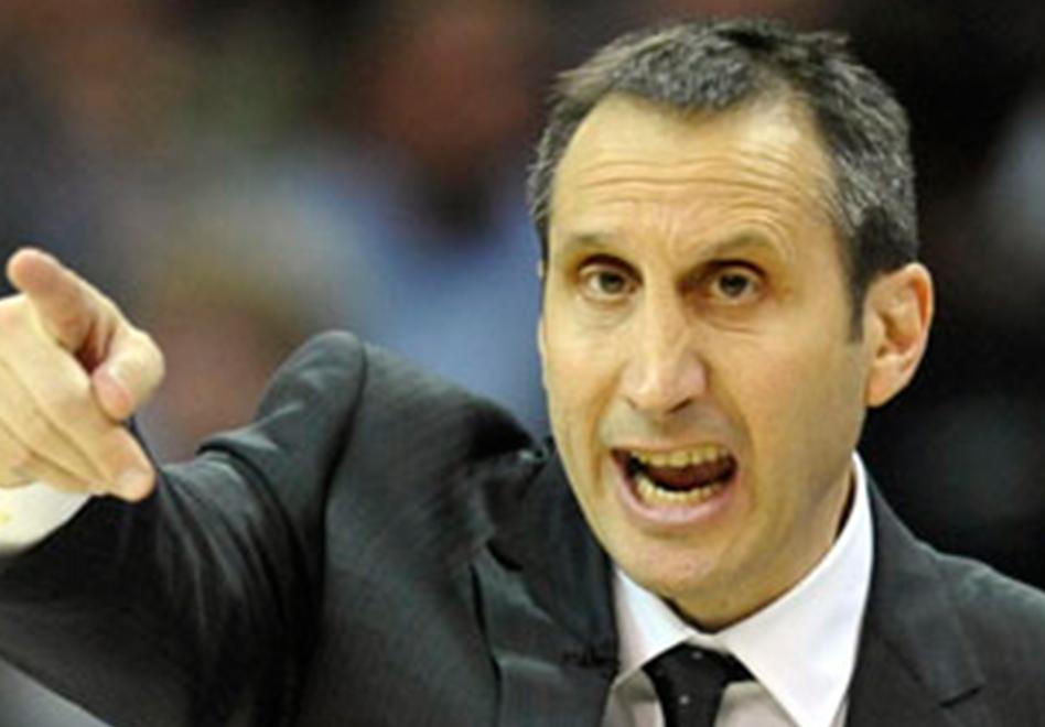 Los Cavaliers despidieron a David Blatt por Viva Basquet