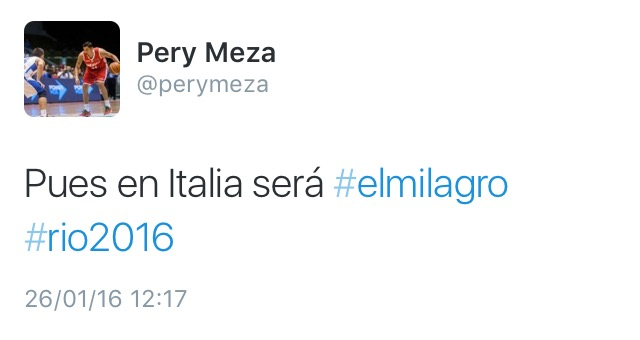 el peri meza apoya a la seleccion mexicana de basquetbol para el repechaje en italia para ir a rio 2016