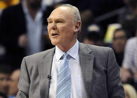 George Karl entra al top 5 de los mejores entrenadores de la NBA