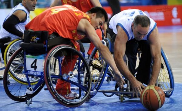 Reglamento para basquetbol en silla de ruedas