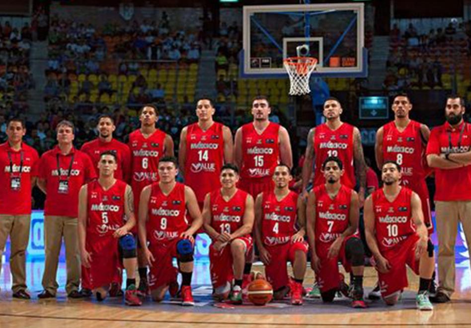 los 12 guerreros, seleccion mexicana ade basquetbol