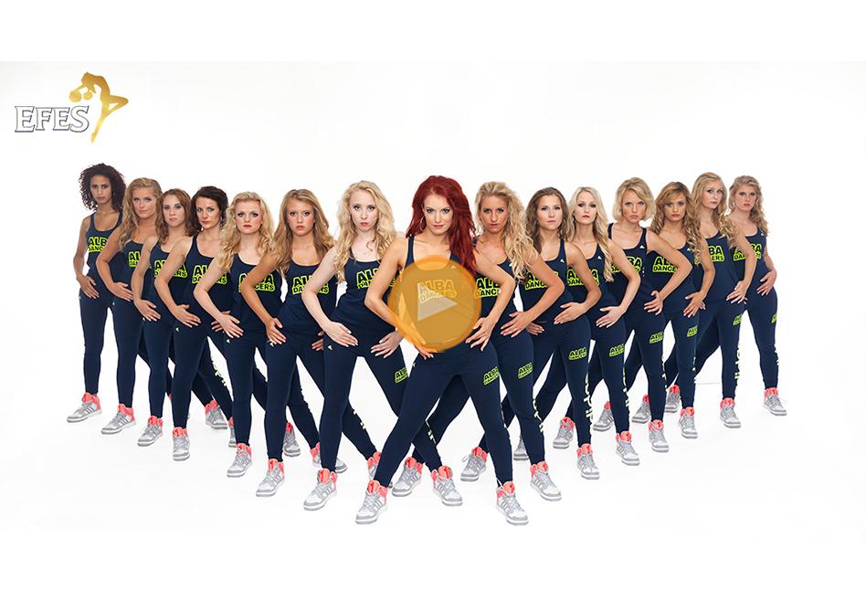 Las mejores dancers de Europa