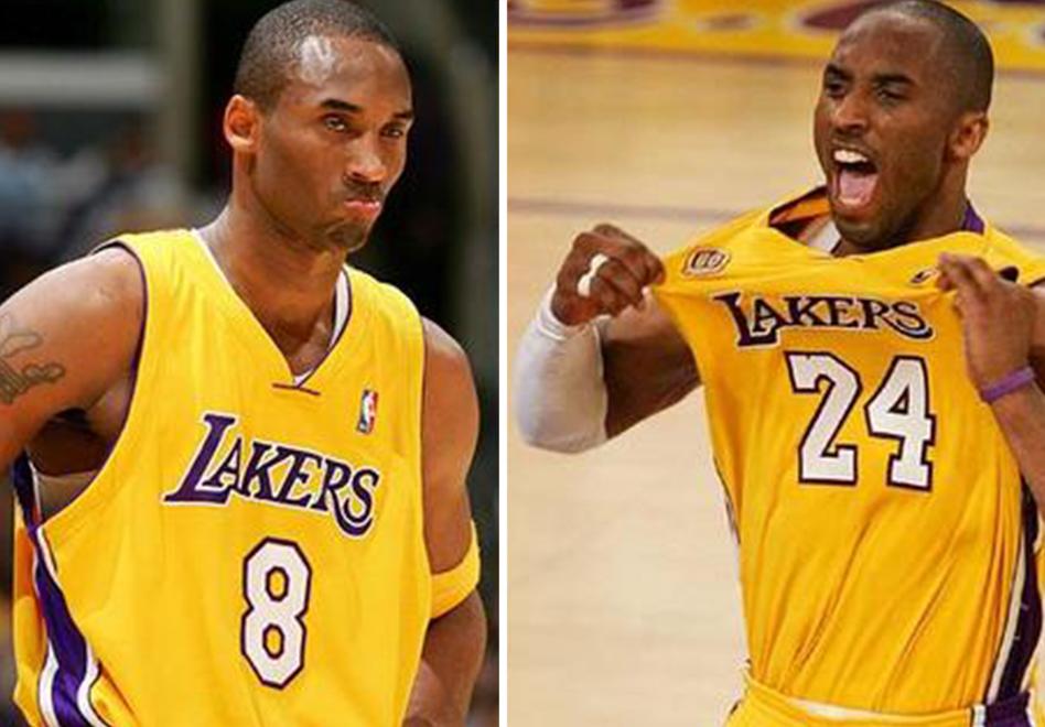 Kobe Bryant ¿ 8 o 24?