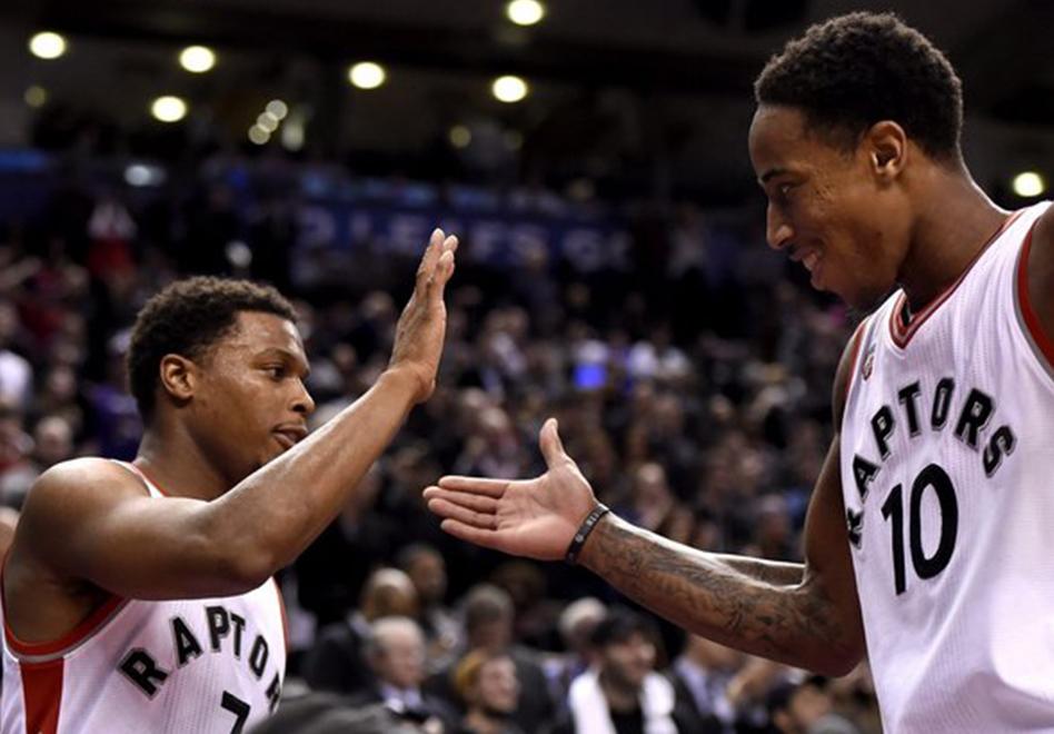 Un mes inolvidable para los Toronto Raptors