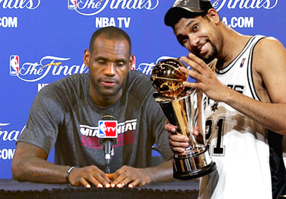 lebron hace tributo a tim duncan