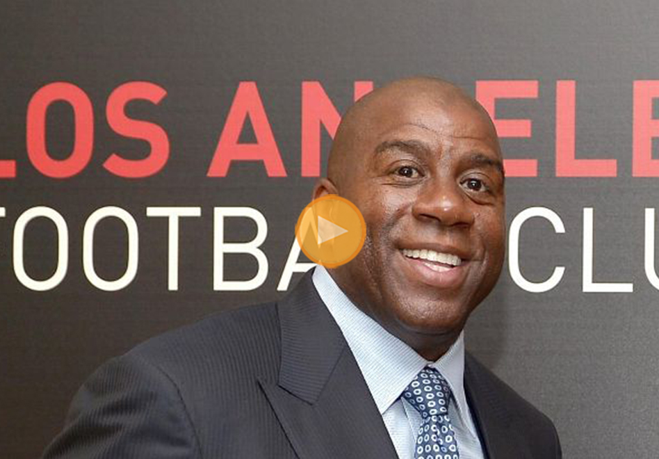 Magic johnson tiene un equipo de futbol llamado Los Angeles football club