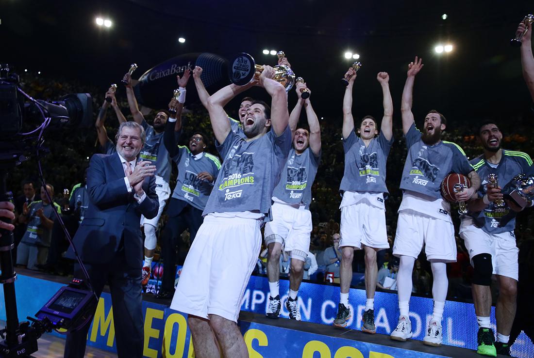 El Real Madrid conquista la Copa del Rey 2016