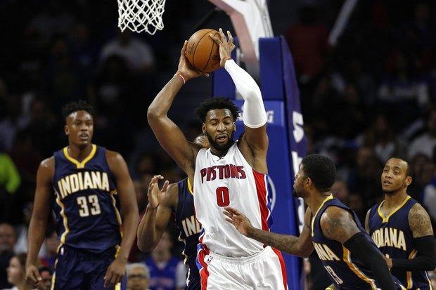 Andre Drummond es el rey de los rebotes en la NBA