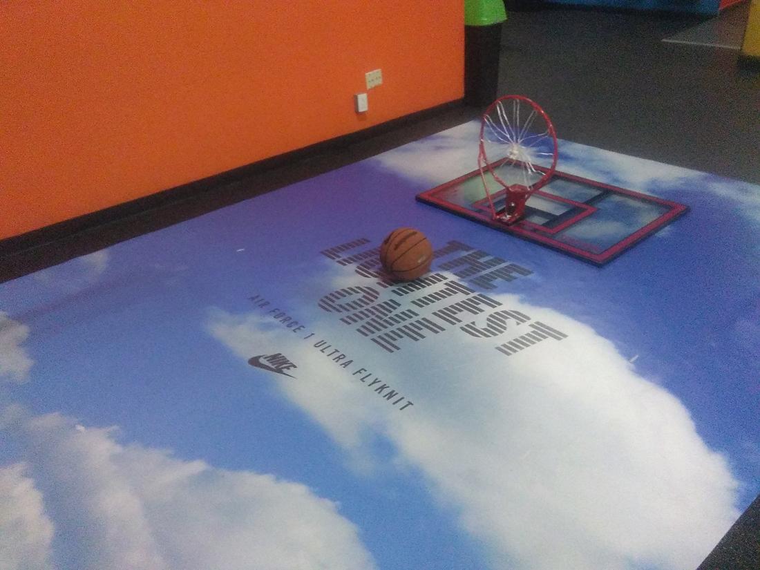 La Experiencia Nike Air Force 1 Ultra por viva basquet