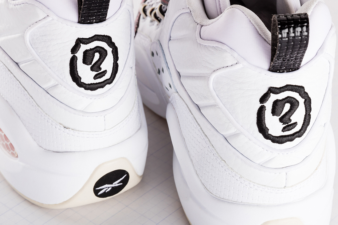 Iverson y Reebok celebran con The Question Mid Prototype